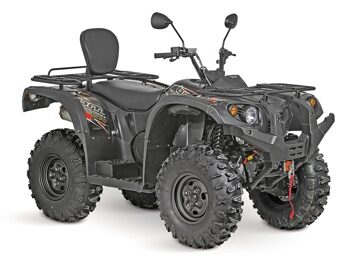 Striker 700 EFI/EPS